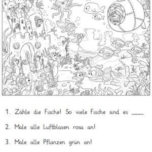Arbeitsblatt – Zaubereinmaleins Shop